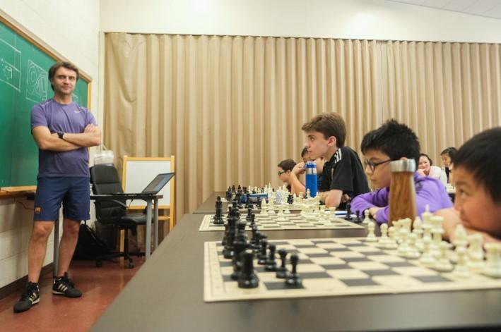 2019 Master Class with Grandmaster Alex Stripunsky